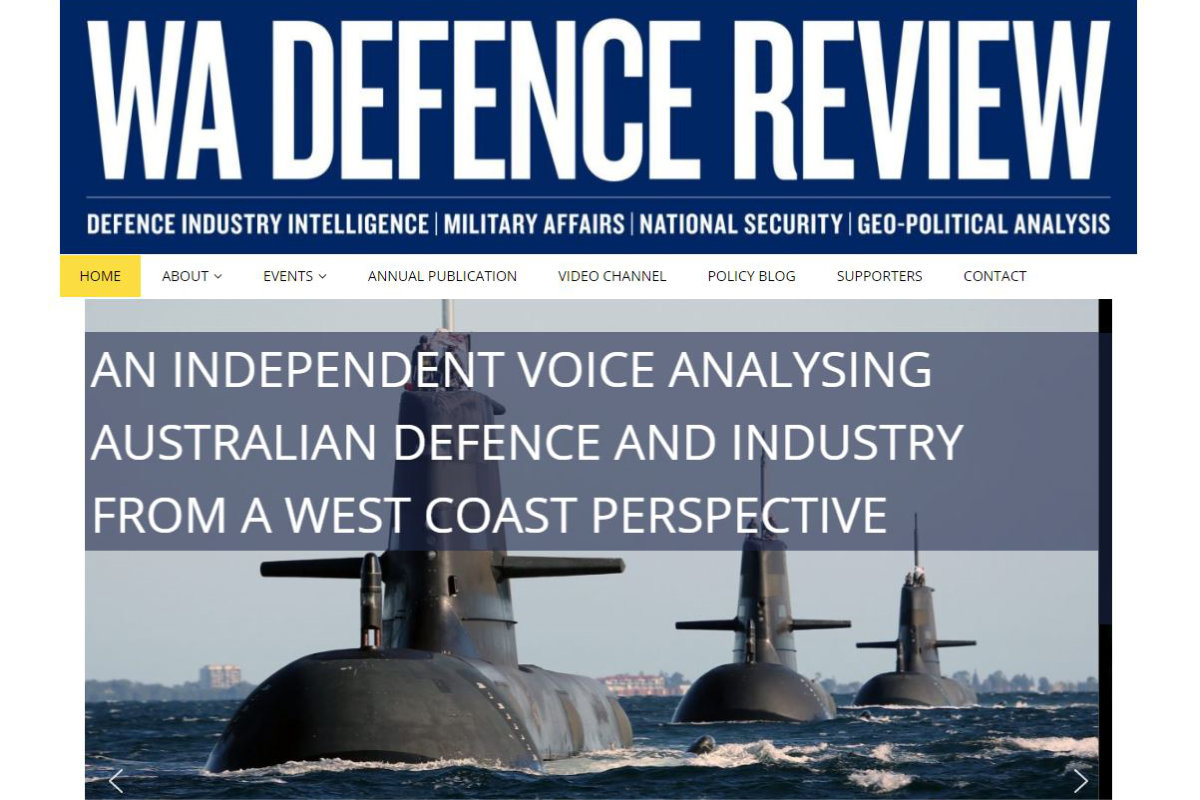 WA Defence Review